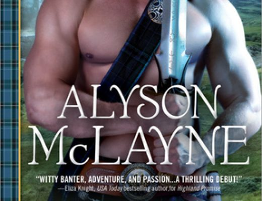 Review of Highland Conquest (The Sons of Gregor MacLeod #2) by Alyson McLayne