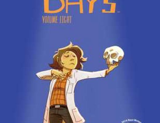 Review of Giant Days Vol. 8 (Giant Days #29-32) by John Allison (Goodreads Author),  Max Sarin (Illustrator), Liz Fleming (Inker), Whitney Cogar (Colorist), Jim Campbell (Letterer)