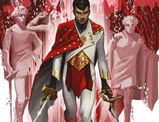 Review of Shades of Magic #1: The Steel Prince by V.E. Schwab,  Andrea Olimpieri (Artist)