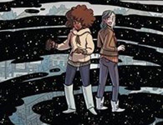 Review of By Night #1 (By Night (Single Issues) #1) by John Allison (Goodreads Author),  Christine Larsen (Illustrator)