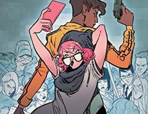 Review of Crowded #1 (Crowded ) by Christopher Sebela (Author),  Ro Stein (Illustrator), Ted Brandt (Illustrator), Rachel Stott (Illustrator)