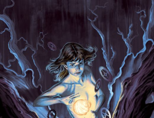 Review of The Magicians: Alice's Story by Lilah Sturges,  Pius Bak (Illustrator)
