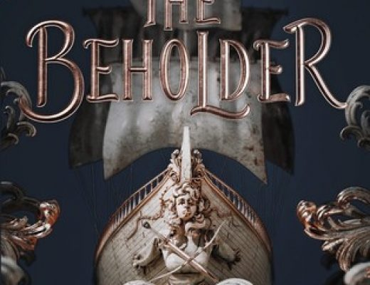 ARC Review of The Beholder (The Beholder #1) by Anna Bright