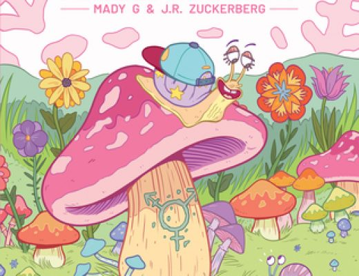 ARC Review of A Quick & Easy Guide to Queer & Trans Identities by J.R. Zuckerberg,  Mady G