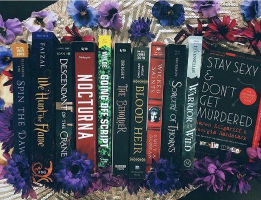 Bookish Spotlight: Reading ARCs