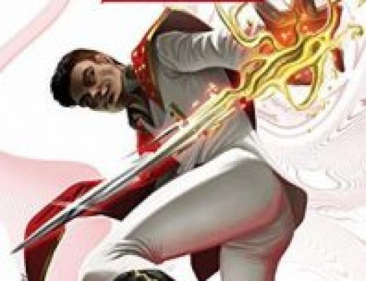 Review of Shades of Magic #2.1: Night of Knives (Shades of Magic Graphic Novels #5) by V.E. Schwab,  Andrea Olimpieri (Artist), Enrica Eren Angiolini (Colorist)
