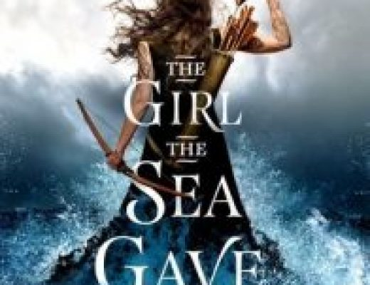 ARC Review of The Girl the Sea Gave Back (Sky in the Deep) by Adrienne Young