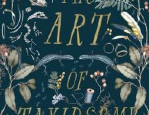 ARC Review of The Art of Taxidermy by Sharon Kernot