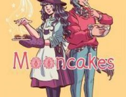 ARC Review of MoonCakes by by Suzanne Walker (Author), Wendy Xu (Artist)