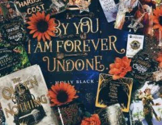 Bookish Spotlights: Review of OwlCrate's Faerie Dwelling Box