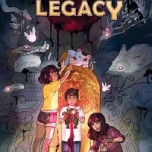 Review of Pandora's Legacy by Kara Leopard (Goodreads Author), Kelly Matthews (Illustrator), Nichole Matthews (Illustrator)