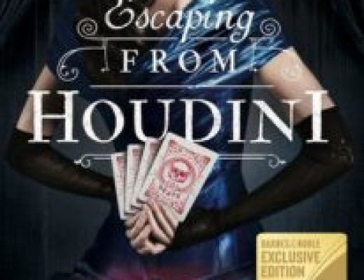 Review of Escaping from Houdini (Stalking Jack the Ripper #3) by Kerri Maniscalco