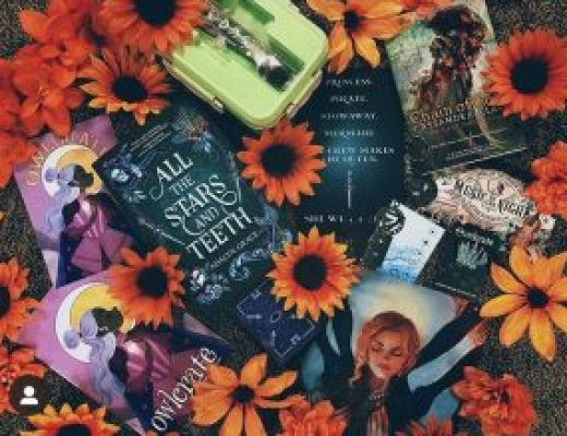 """Bookish Spotlights: OwlCrate """"A Power Within"""" February box"""