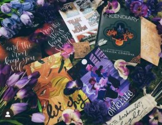 "Bookish Spotlights: Review of OwlCrate's ""Rebels With A Cause"" May Box"