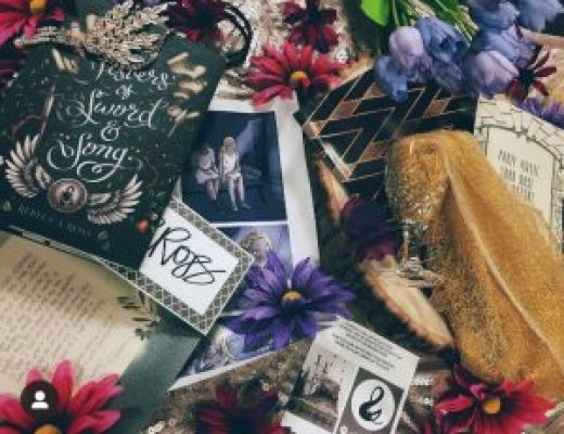 "Bookish Spotlights: Review of Fox & Wit's ""Songs of Magic"" June Box"