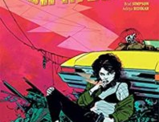 Review of Coffin Bound #1 (Coffin Bound #1) by Dan Watters, DaNi (Artist)